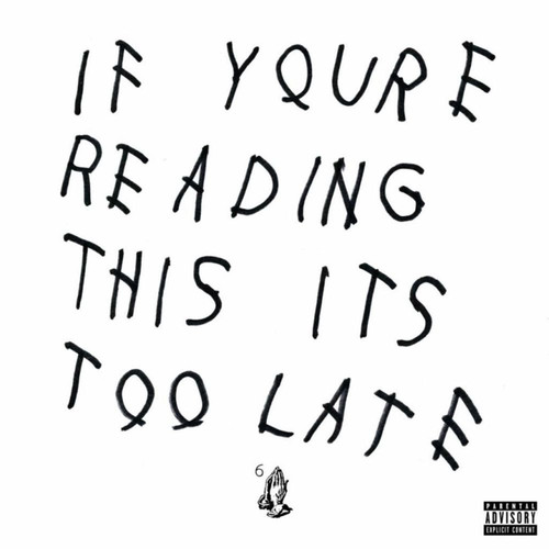 If You'Re Reading This It's Too Late (Vinyl)