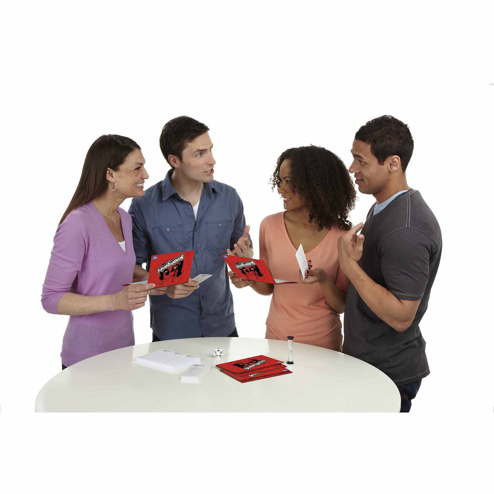 Hasbro Gaming Scattergories Ages 13+ by Hasbro