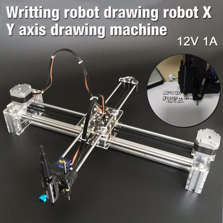 X Y Axis Drawing Writing Machine Drawing Writing Robot Auto Support Extended DIY Tools Kits