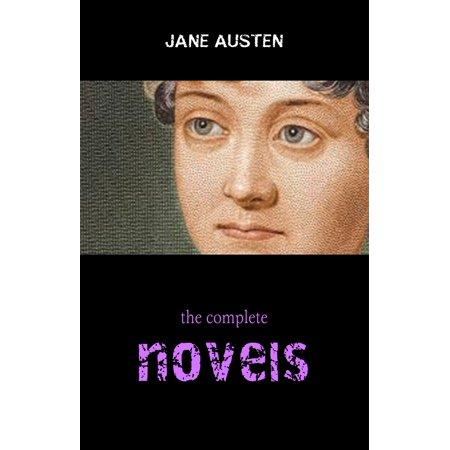 Jane Austen: The Complete Novels - eBook