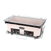 Fire Sense 60450 HotSpot Rectangle Yakatori Charcoal Grill