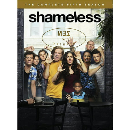 Shameless: The Complete Fifth Season (DVD)