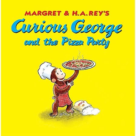 Curious George and the Pizza Party](Curious George Party Ideas)