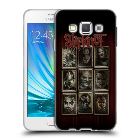 OFFICIAL SLIPKNOT KEY ART SOFT GEL CASE FOR SAMSUNG PHONES 1