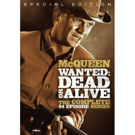 Wanted: Dead or Alive: The Complete Series
