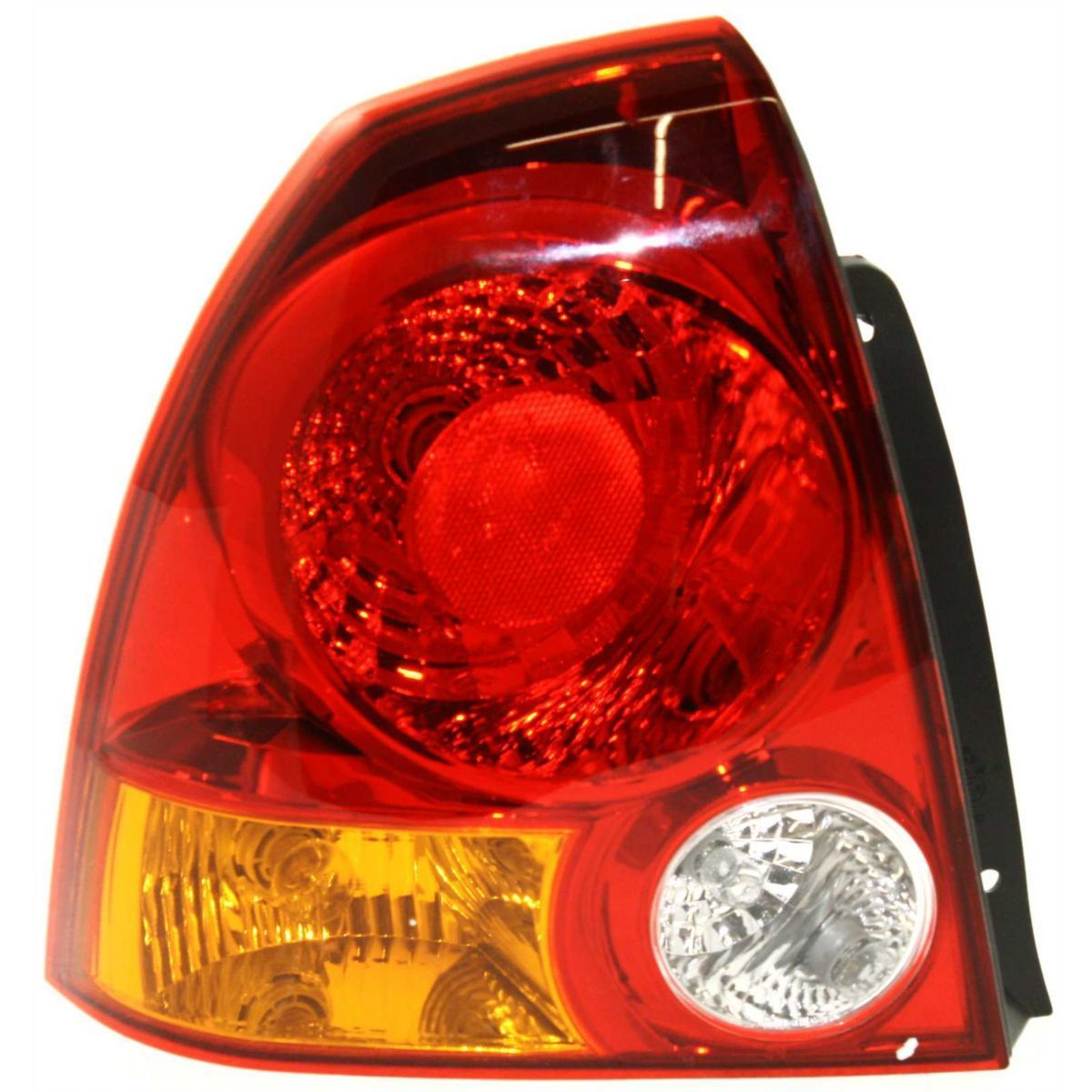 <b> New Tail Light Assembly Driver Side Fits 2003-05 Hyundai Accent Sedan HY2800122 9240125520 <b>