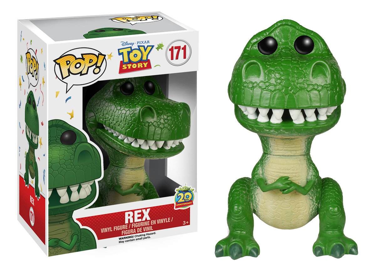 Funko 6879 POP Disney Toy Story Rex by Funko