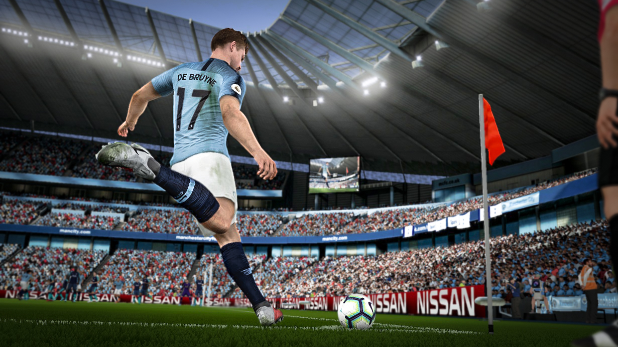 Fifa 19 Electronic Arts Nintendo Switch 014633738292 Walmart Com