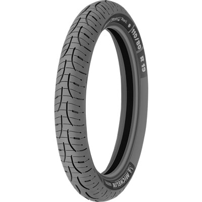 120/70R-19 (60V) Michelin Pilot Road 4 Trail Radial Front Motorcycle Tire