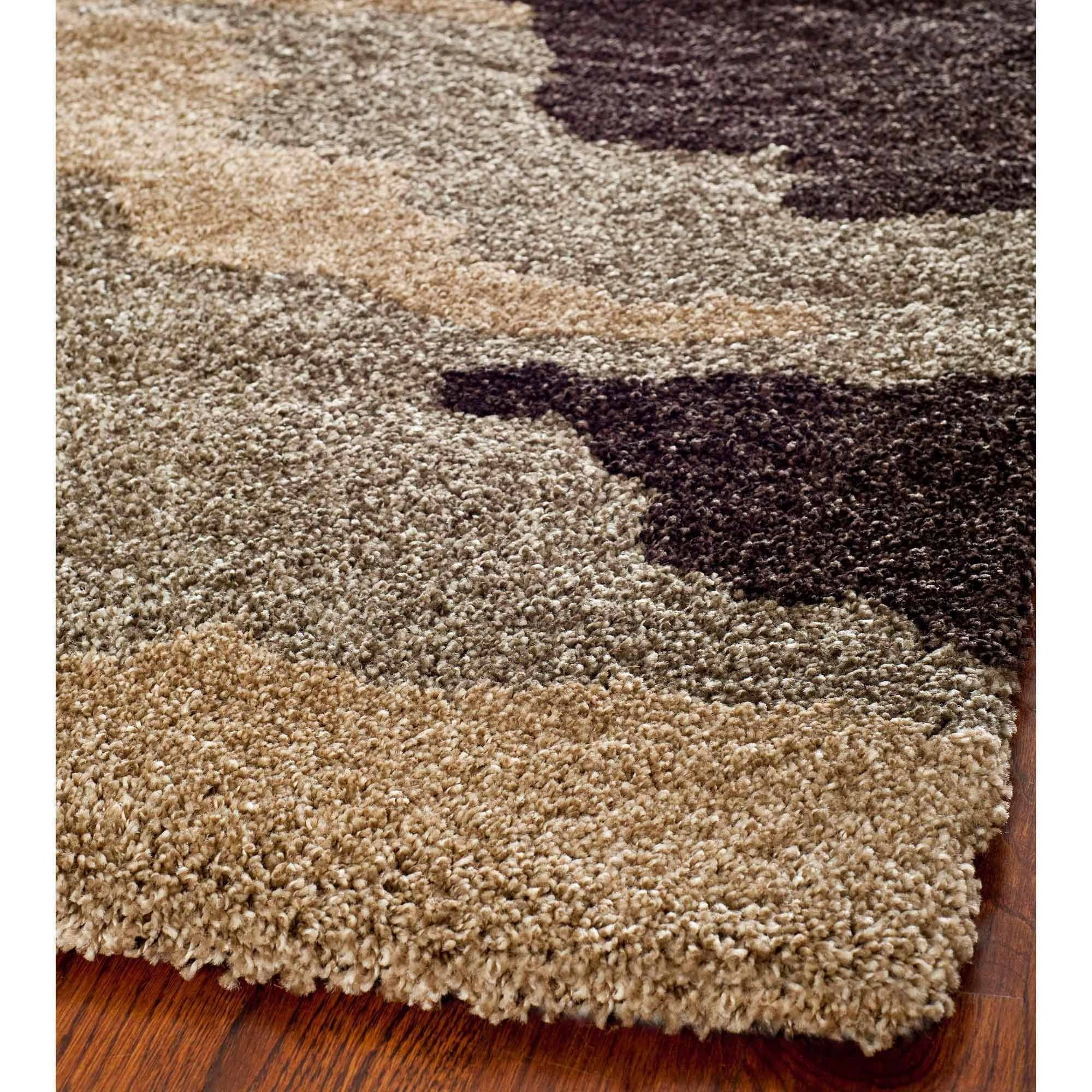 Shag throw rugs roselawnlutheran for Throw rug on top of carpet