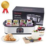 Best Yogurt Machines - Yogurt Maker Automatic Digital Yoghurt Maker Machine Review