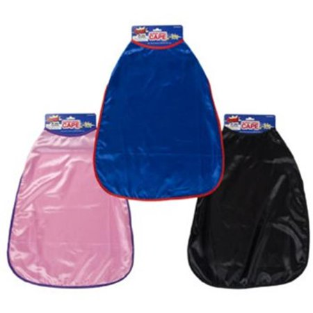 Dollardays 2318820 Kids Satin Cape, Assorted Colors - Case of 36 - image 1 of 1