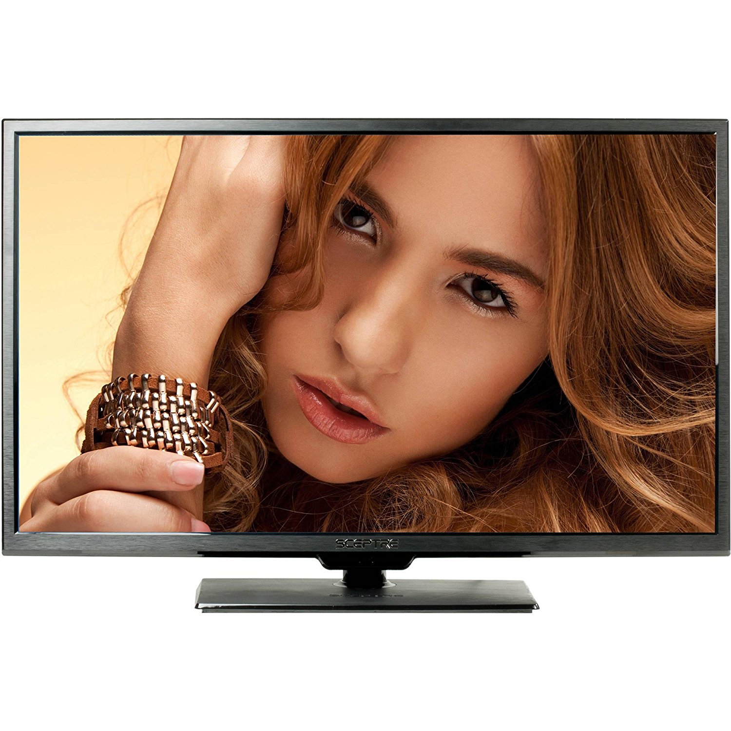 "Refurbished Sceptre 32"" Class HD (720P) LED TV (X322BV-HDR)"