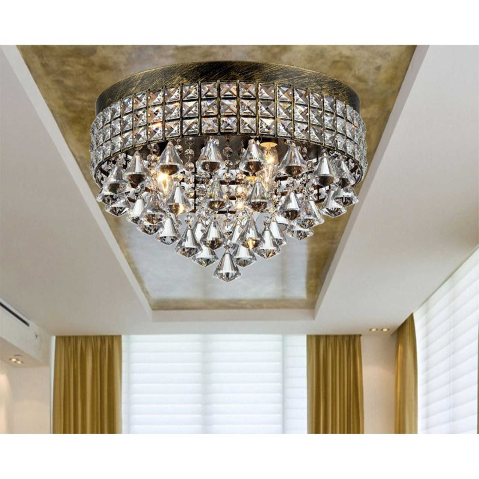 Warehouse of Tiffany X6609-3 Melly Chandelier by Supplier Generic
