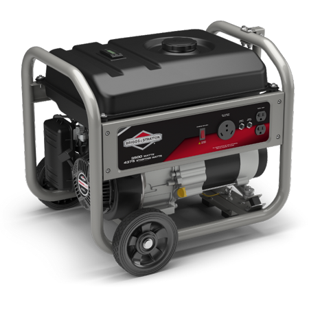 Briggs & Stratton 3,500 watt Portable (Best Briggs & Stratton Gas Generators)