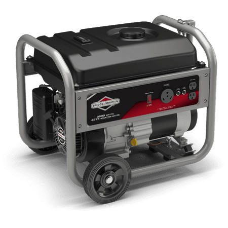 Briggs & Stratton 3,500 watt Portable Generator Briggs & Stratton Electric Generator
