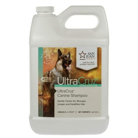 UltraCruz Canine Dog Shampoo, 1 Gallon (Best Margaritas In Santa Cruz)