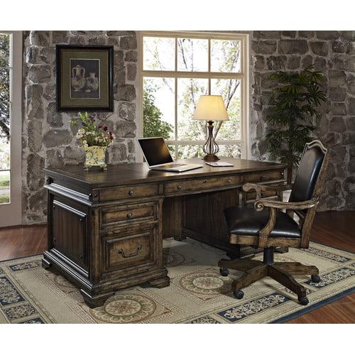 Fairfax Home Collections San Andorra Executive Desk