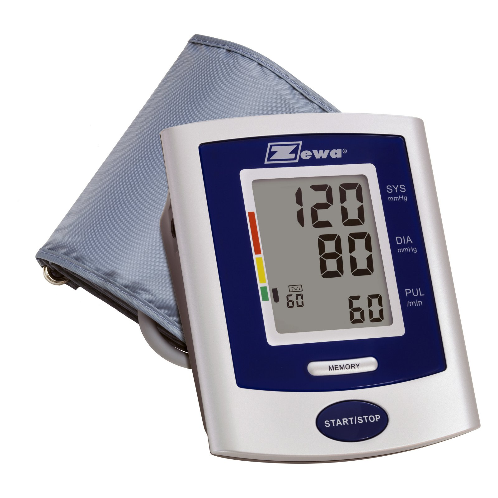 Zewa Automatic Model Blood Pressure Monitor, 1ct