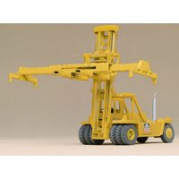 Walthers Cornerstone HO Scale Intermodal Vehicle Kit Kalmar Container Crane