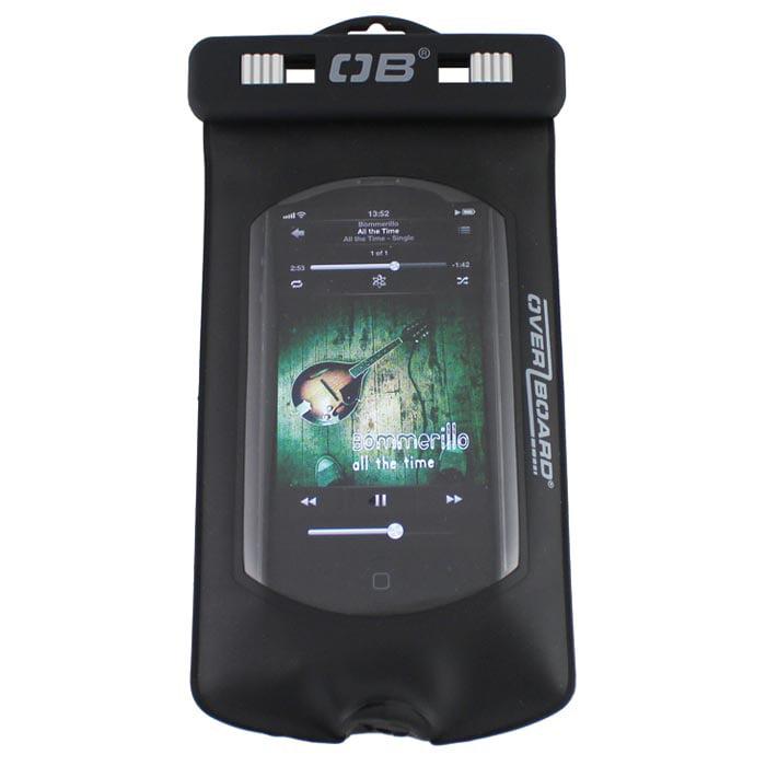 OVERBOARD GEAR PRO-SPORT MP3 CASE BLACK