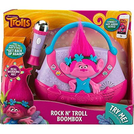 Dreamworks Trolls Boombox Walmart Com