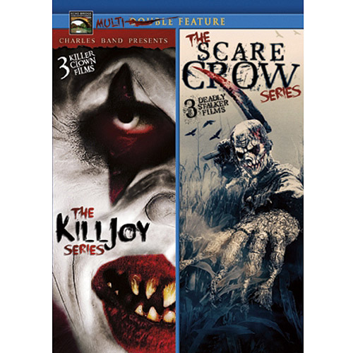 The Killjoy Triple Feature / The Scarecrow Triple Feature