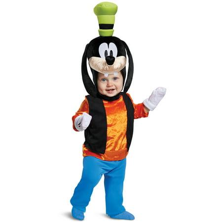 Goofy Classic Infant Costume - Adult Goofy Costume
