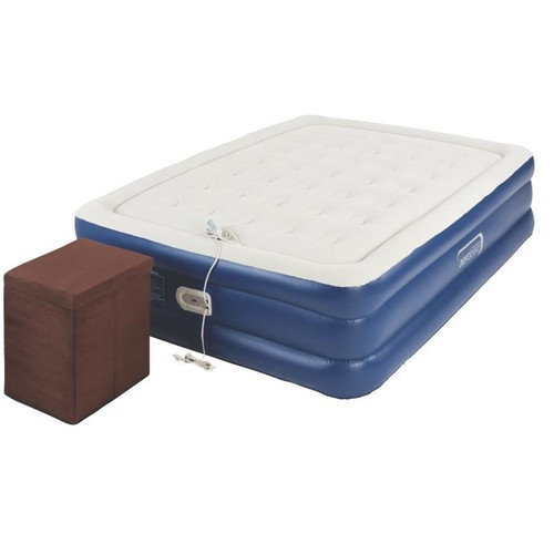 Coleman Aerobed 20'' Air Mattress with Ottoman by Aerobed