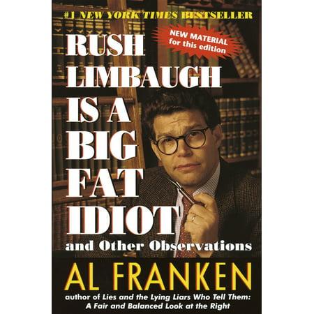 Rush Limbaugh Is a Big Fat Idiot : And Other - Big Time Rush Halloween Big Night