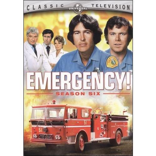 Emergency! Season Six (Full Frame)