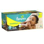 Pampers Swaddlers Diapers Size 3 88.0 ea (pack of 1)