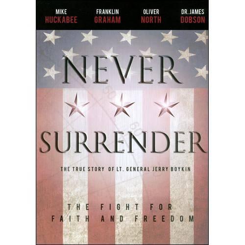 Never Surrender (Widescreen)