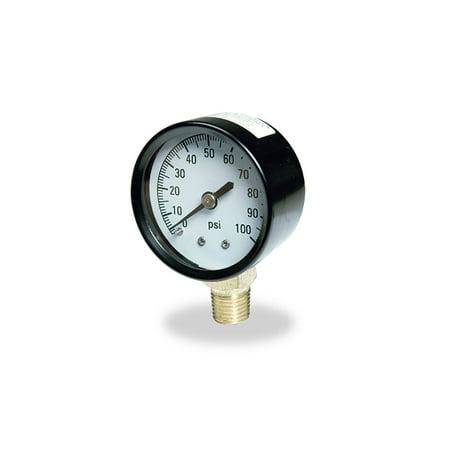 Pump Pressure Gauge - Flotec TC2104-P2 Well Pump Pressure Gauge