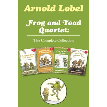 Frog and Toad Quartet: The Complete Collection - - Frog Collection