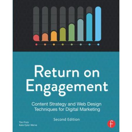 Return On Engagement  Content Strategy And Web Design Techniques For Digital Marketing