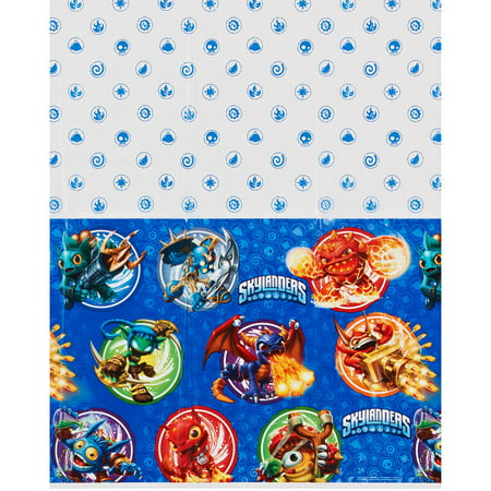 Skylanders Party Plastic Table Cover 54