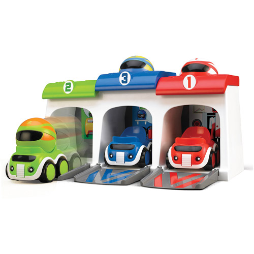 The First Years Whack 'Em Racers Play Set