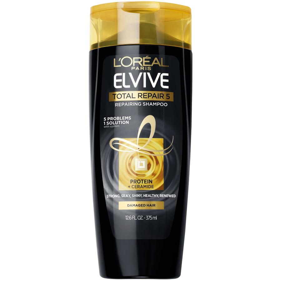 L'Oreal Paris Elvive Total Repair 5 Repairing Shampoo 12.6 FL OZ