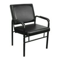 AZLE BLACK Shampoo Beauty Salon Eyebrow Chair Multi-Purpose