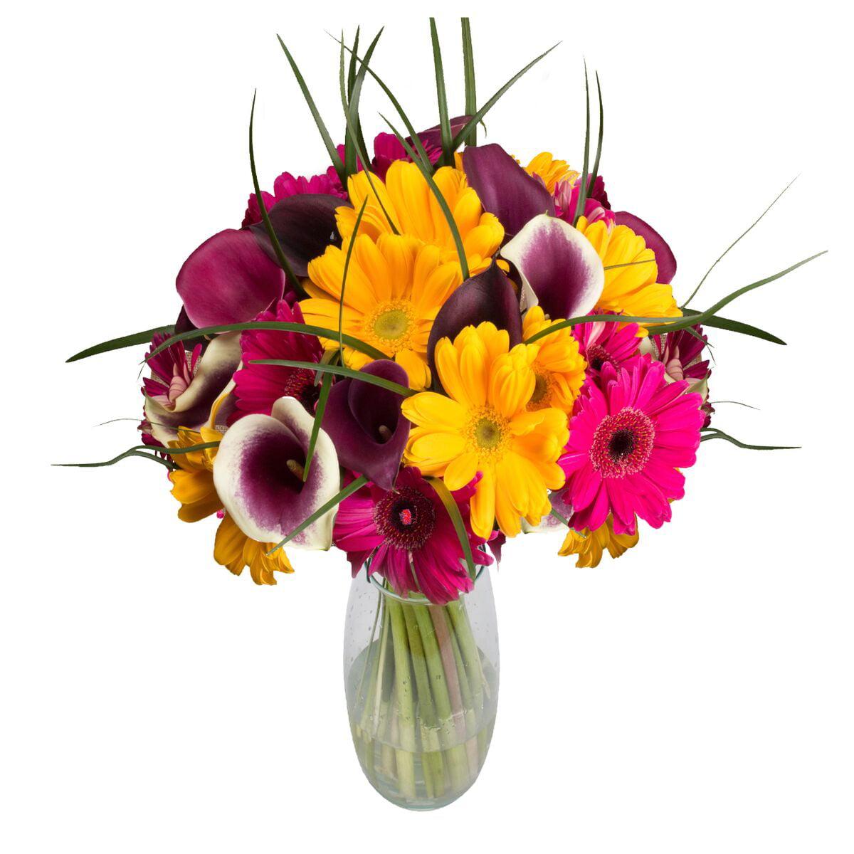 Violet Divinity Bouquet - 32 Stems