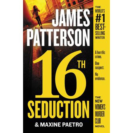 16th Seduction (Hardcover) (Best James Patterson Crime Thrillers)