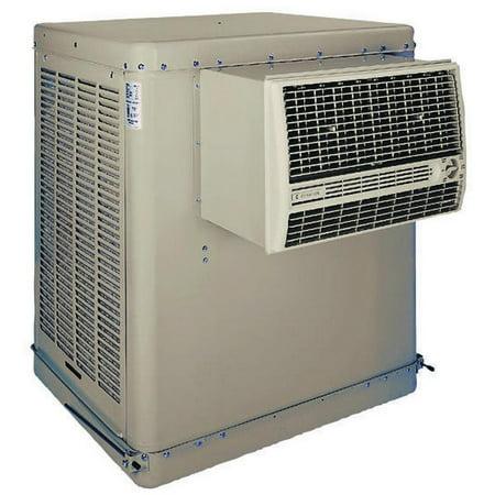 Champion WC50 Evaporative Cooler, 800 - 1600 sq-ft, 5000 cfm, 115 V, 1/2 hp