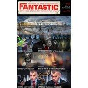 Fantastic Stories of the Imagination #219 - eBook