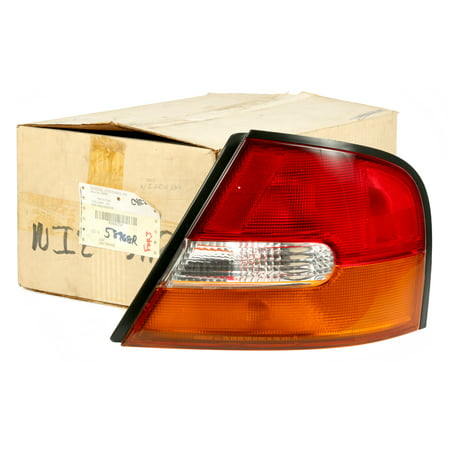 1998 1999 Nissan Altima New Right Tail Light Lamp Panel Mounted Part 265509e025