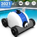 Ausono Cordless In-Ground & Above Ground Swimming Pool Cleaner