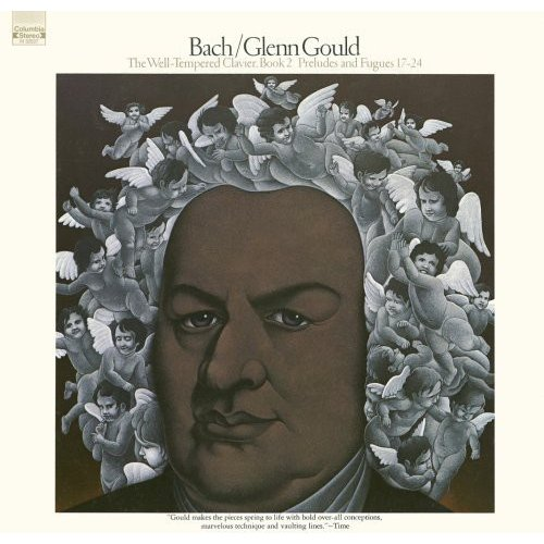 Bach: Well-Tempered Clavier, Book Ii