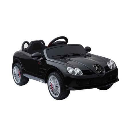 Ride On Car Remote Control Kids Toddler Electric Riding Toy Mercedes Racing Car