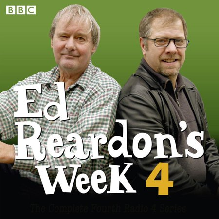 Ed Reardon's Week: The Complete Fourth Series - Audiobook