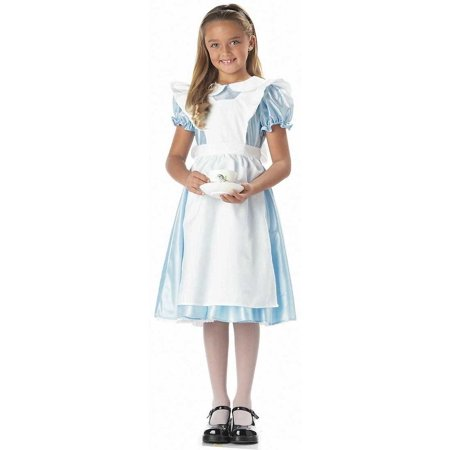 Child Alice In Wonderland Costume California Costumes 602